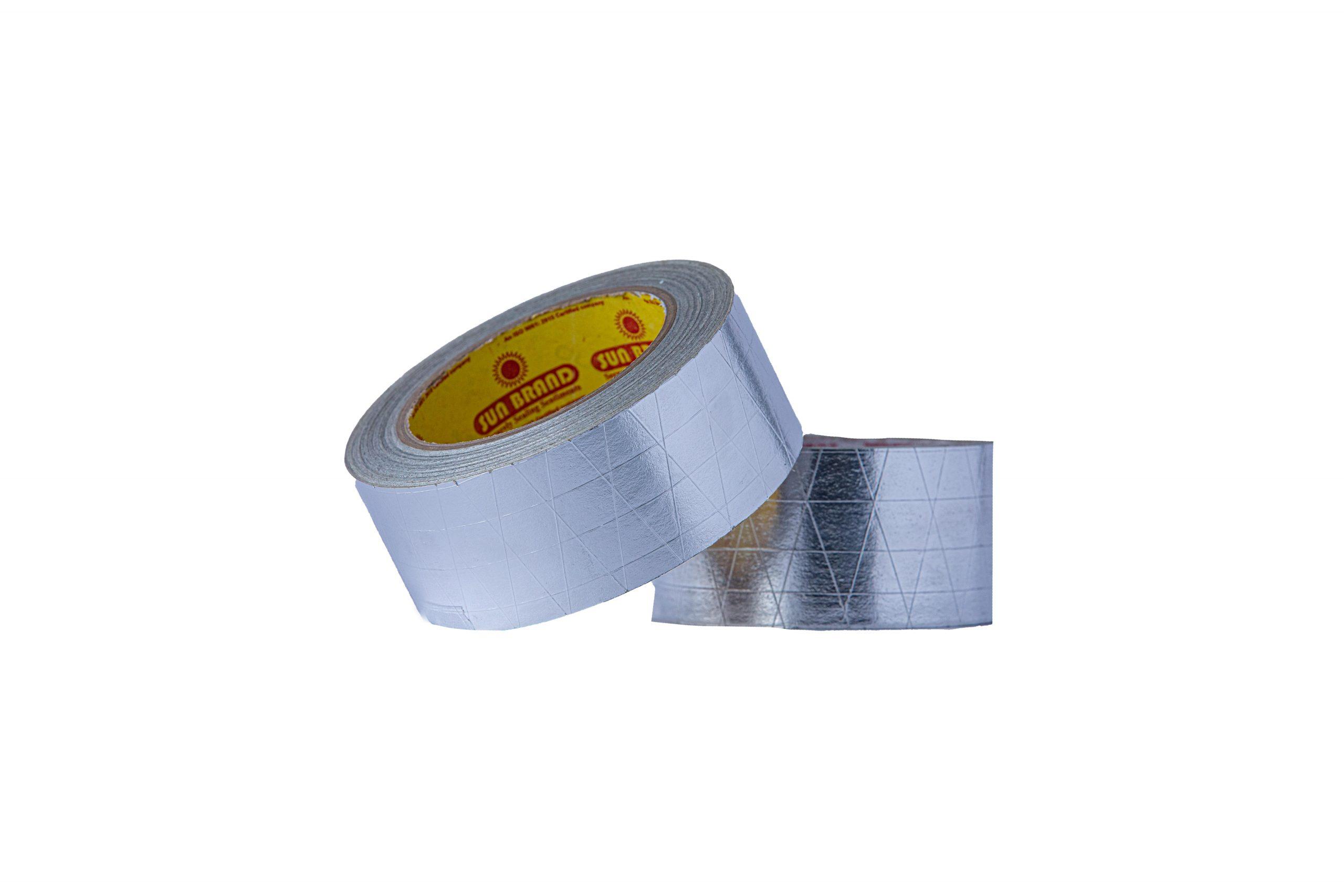 Aluminum Foil-Scrim-Kraft Tape (FSK)