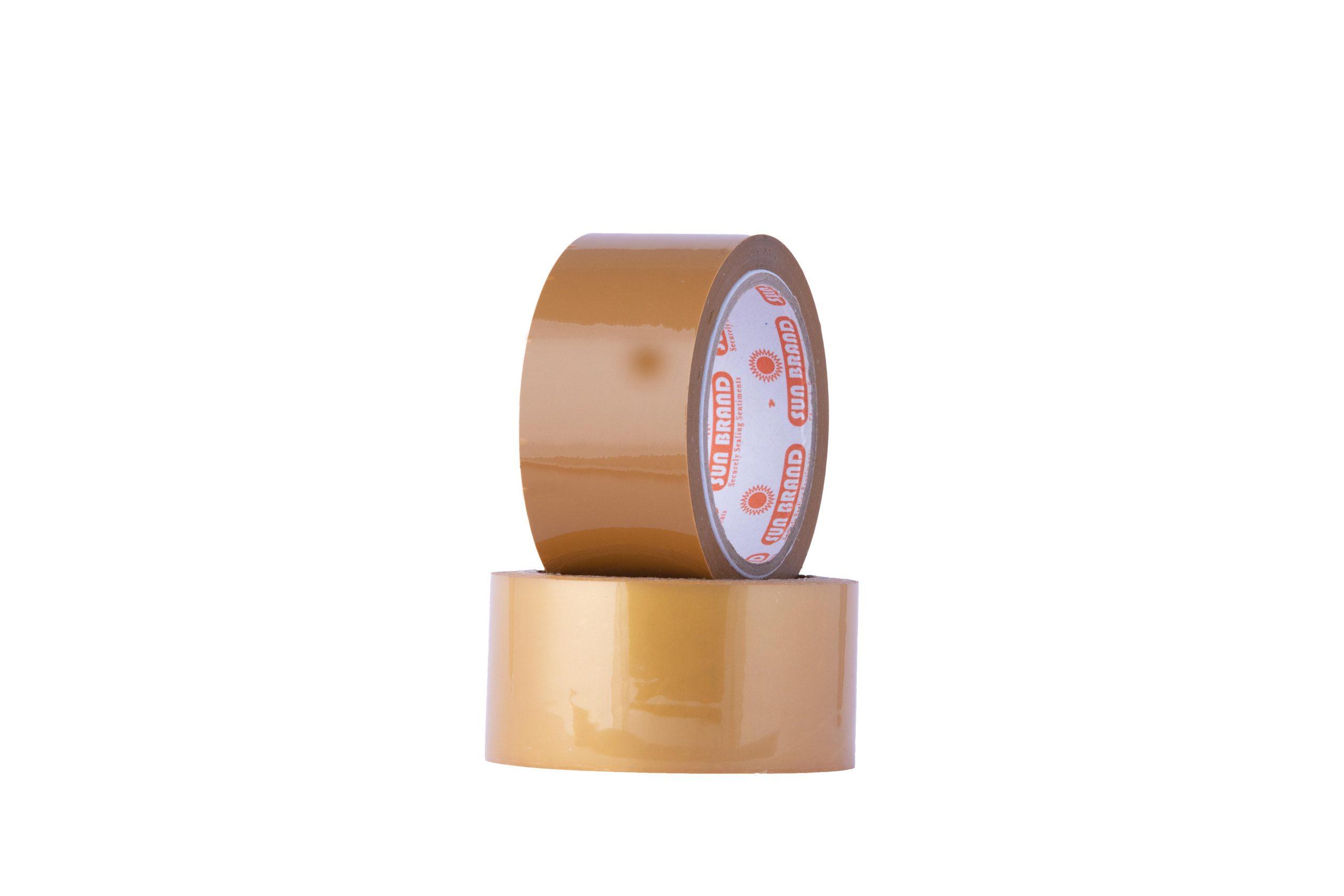BOPP Tape - Rubber Base