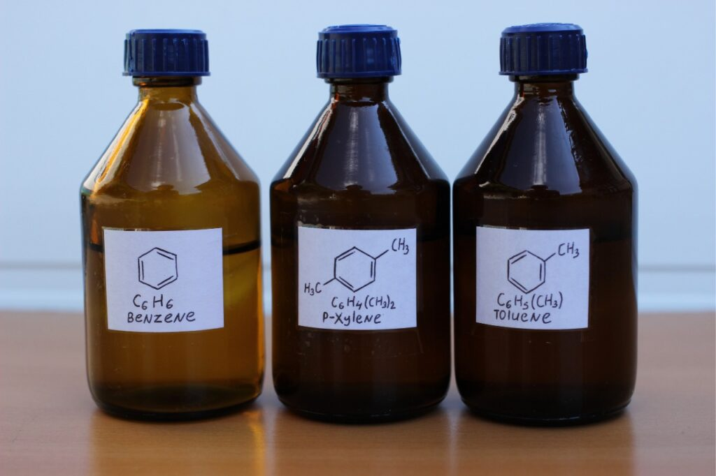Types of solvents in the Adhesive Industry