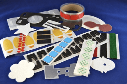 Die Cut Tapes By Adhesive Specialities